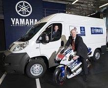 Moto GP: Yamaha et Fiat se retrouvent