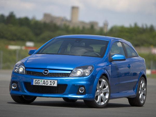 Astra OPC: 240 ch et moins de 7 secondes au 0 au 100 km/h