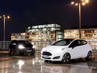 Ford lance les Fiesta et Ka Black & White