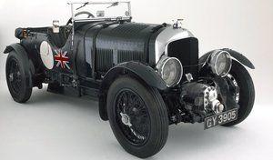 Rétromobile 2018 : les vieilles anglaises à l'honneur
