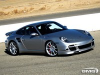 Porsche 997 Turbo GMG, sobre mais efficace..
