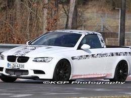 Officiel : la BMW M3 pick-up est un poisson d'avril