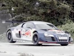 (Vidéo) Carlos Sainz en Audi R8 à Terramar