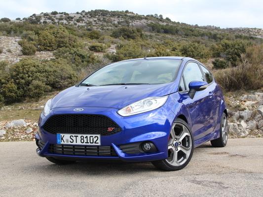 Ford : une Fiesta RS en préparation ?