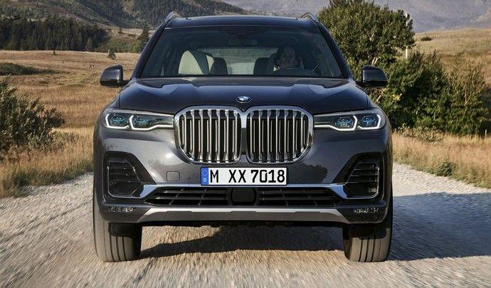 BMW : après le X7, nous pourrions avoir un X8