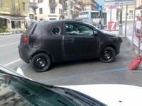 Future Fiat Uno ou future Ford Ka 2 ?