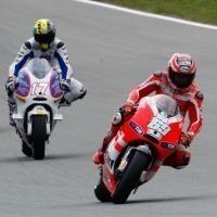 Moto GP - Etats-Unis: Nicky Hayden n'aura pas à Indy la même Ducati que Valentino Rossi