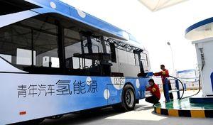 La Chine prend le pari de l'hydrogène aux côtés de l'électrique à batteries