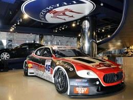 La Maserati Quattroporte de compétition se radicalise...