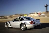 Mercedes SL 65 AMG Black Series: Bien plus chère qu'une Ferrari ou qu'une Lamborghini