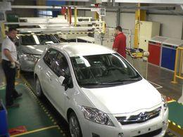 La production de la Toyota Auris hybride démarre ce mois-ci au Royaume-Uni