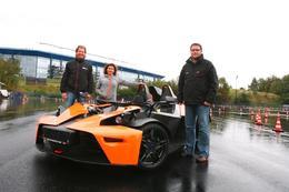 Race of Champions 2008 : du beau monde et de nouvelles autos