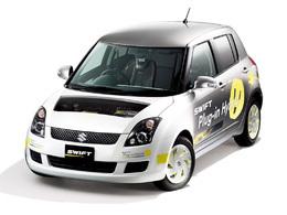 La Suzuki Swift hybride rechargeable au coeur d'un programme d'expérimentation au Japon cette année