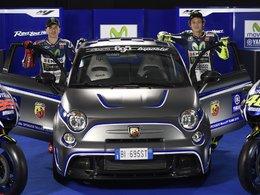 Insolite: Abarth se lance en MotoGP