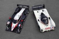 24h du Mans: l'équipe Peugeot en photos HD