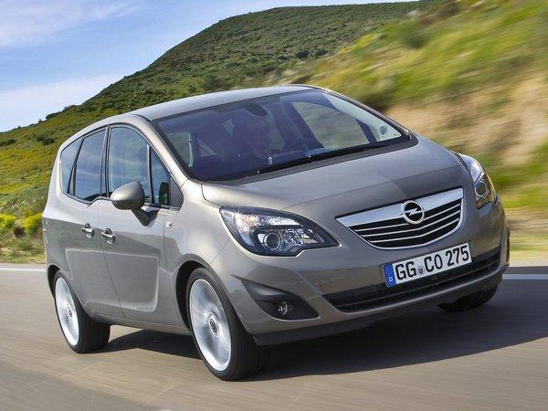 Maxi-fiche fiabilité : que vaut l'Opel Meriva 2 en occasion ?