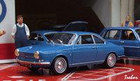 Miniature : 1/43ème - SIMCA 1000 coupé