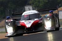 24 Heures du Mans: les temps de la Journée test