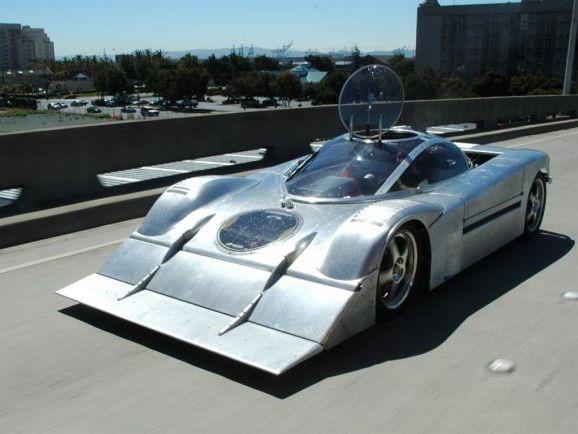 Insolite : Sea Lion, la supercar amphibie à moteur rotatif