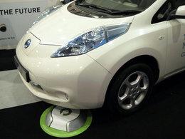 Google expérimente les bornes de recharge pour véhicules électriques sans fil
