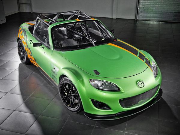 Mazda MX-5 GT : 275 chevaux pour répondre à Chris Harris