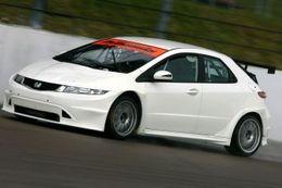 BTCC: Honda UK soutiendra l'engagement de 2 Civic