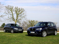 BMW X3 vs Audi Q5 : petite guerre entre amis