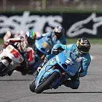 Moto GP - Suzuki: Aujourd'hui peut être, ou alors demain...