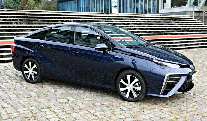 Toyota : l'hydrogène au prix de l'hybride d'ici 10 ans
