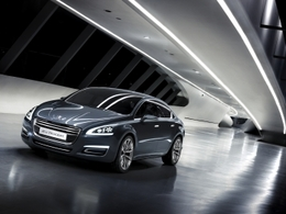 Salon de Genève: 5 by Peugeot, la 1ère photo officielle!