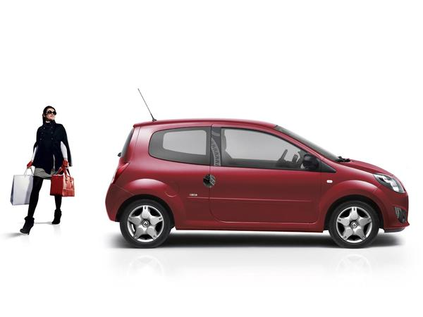 Renault Twingo Rive Gauche : capitale