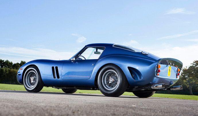 Cette Ferrari 250 GTO pourrait battre tous les records de vente