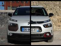 Avant/après : tout savoir sur le restylage de la Citroën C4 Cactus