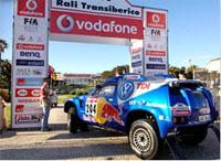 Rallye-raid: Volkswagen remporte le Transibérico