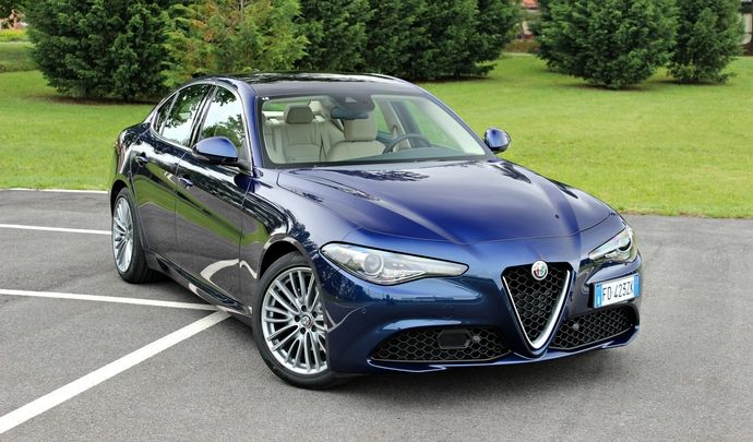 "Alfa Romeo : une Giulia ""intermédiaire"" de 350 ch au programme"