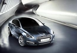 Salon de Genève: Toutes les photos du concept 5 by Peugeot!
