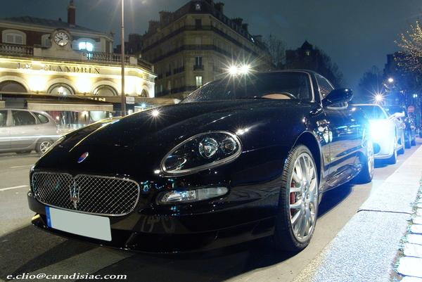 Photos du jour : Maserati Gransport