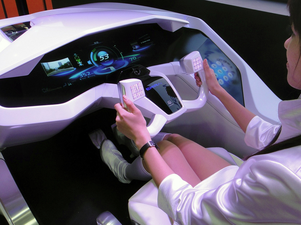 Midi Pile: 250 millions de voitures connectées rouleront en 2020