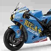 Moto GP - Suzuki: Voilà la nouvelle GSV-R