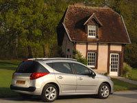 Peugeot 207 SW: officielle avant l'heure
