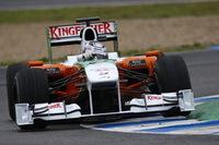 F1: Force India espère terminer 5ème cette année !