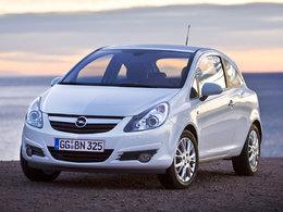 Opel Corsa : une promo corsée !