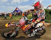 GP Cross à Lierop :  Marvin Musquin satisfait