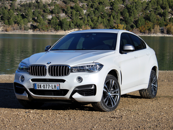 le bmw x6 est l 39 auto la plus vol e en france en 2014. Black Bedroom Furniture Sets. Home Design Ideas