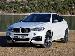 Le BMW X6 est l'auto la plus volée en France en 2014