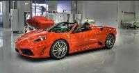 Nouvelle Ferrari 430 16M Scuderia Spider: limitée à 499 ex.