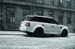 Project Kahn: 600 ch pour le Range Rover Sport!