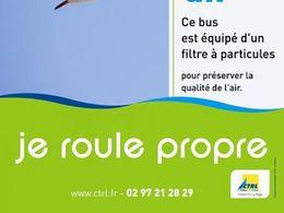 L'agglomération lorientaise s'équipe de 14 bus solaires