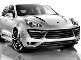 Porsche Cayenne par Topcar : moins joufflu que le Lumma