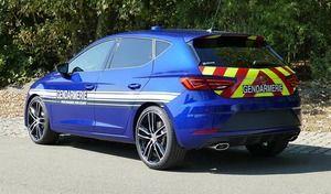 La gendarmerie annonce qu'il n'y aura pas de livraison de Cupra Leon en 2021